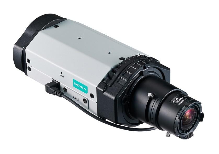 """VPORT 36-1MP-IVA-T - Camera Para Uso Industrial Com Interface Ethernet Poe, Com CompressaoDe Imagem H.264/Mjpeg , Temp De Operação-40 A 75""""C"""