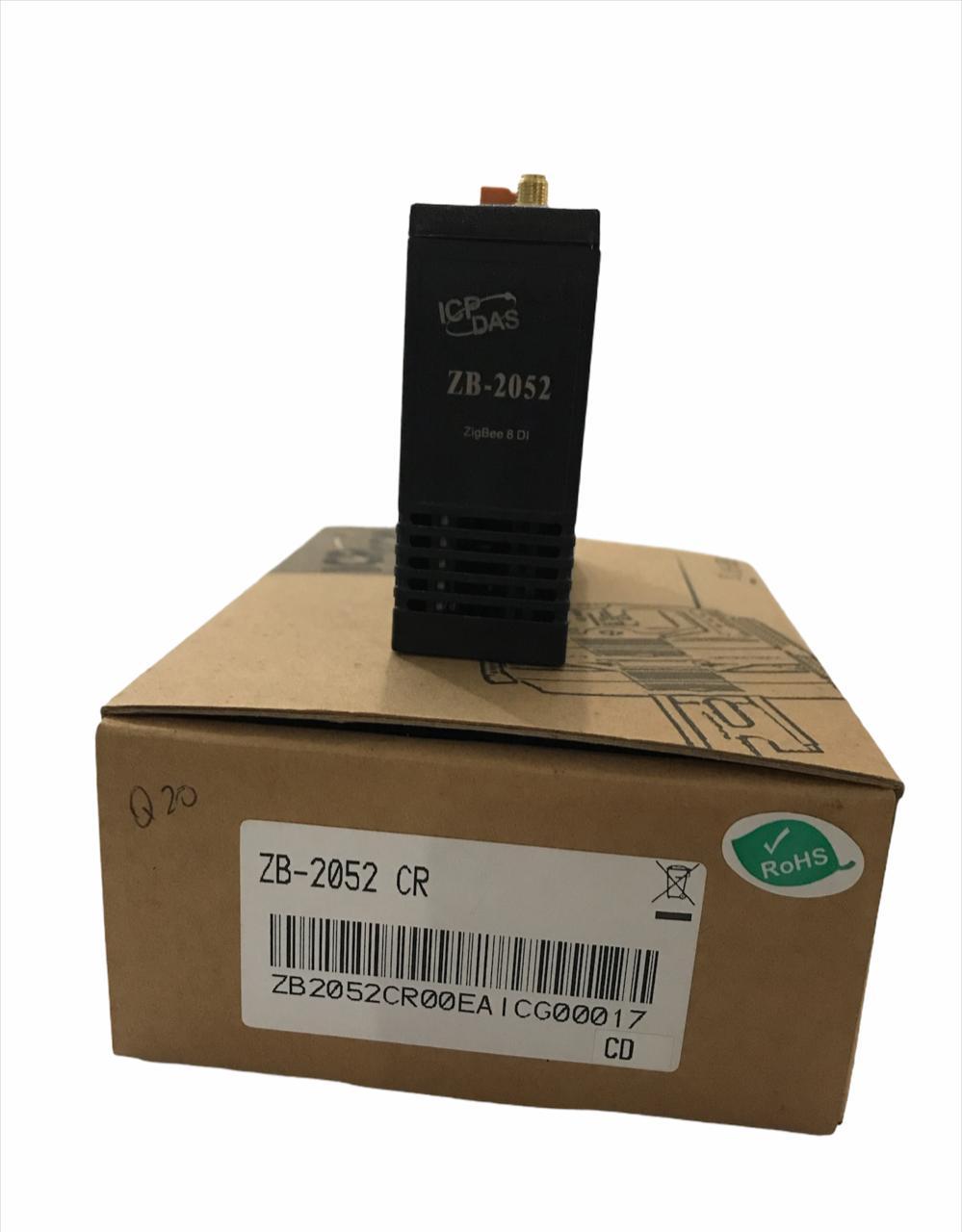 ZB-2052 - Módulo Zigbee, Digital Isoladas 8 Entradas