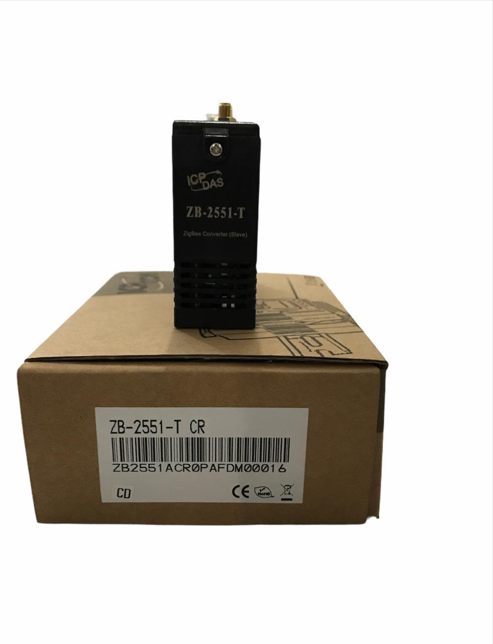 ZB-2551-T - Conversor Rs-485/Rs-232 Para Zigbee, Escravo, 100M