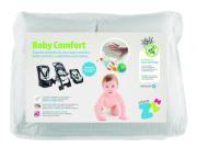 Assento Estofado de Visco para Carrinho Baby Comfort 40x60x5