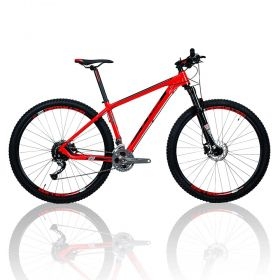 Bicicleta Mountain Bike Aro 29 Fks Trail Shimano 27 Marchas