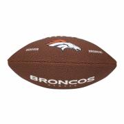 Bola Futebol Americano Denver Broncos Wilson - WTF1540XBDN