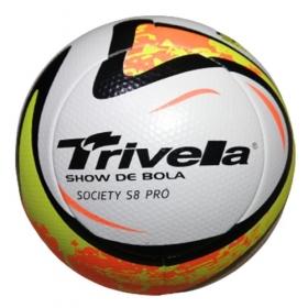 Bola Futebol Society Trivella C8 Pró