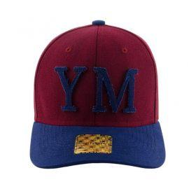Boné Young Money Aba Curva Snap YM Blue