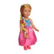 Boneca Princesas Rapunzel - Zap - 1020