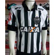 Camisa Atlético Mineiro Infantil I 17/18 nº 9 Primeira Linha