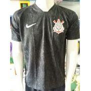 Camisa Corinthians 2 18/19 N° 10 Primeira Linha