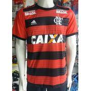 Camisa Flamengo 2018 Nº 11 Primeira Linha