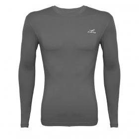 Camisa Térmica Compressão Finta Manga Longa UV Protection 50+