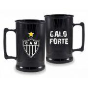 Caneca Acrílica Simples Atlético Mineiro 400ml