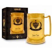 Caneca Gel 300ml Serie Ouro Atlético Mineiro