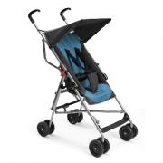 Carrinho de Bebê Guarda-Chuva Pocket Azul - Multikids - BB50