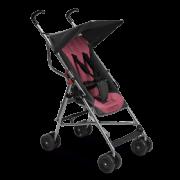 Carrinho de Bebê Guarda-Chuva Pocket Rosa - Multikids ? BB50