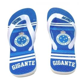 Chinelo do Cruzeiro Adulto Gigante