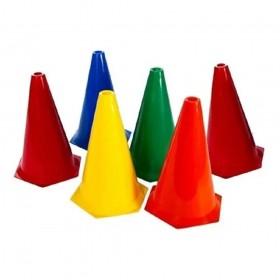 Cone Esportivo Treino Demarcatório PVC 24 cm