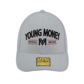 Kit C/6 Bonés Aba Curva Young Money