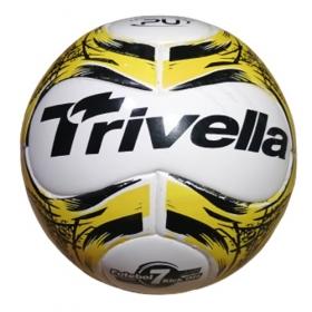 Kit com 6 Bolas Futebol Society Trivella PU