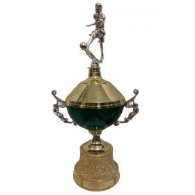 Troféu Futebol Medio Irmossi - Tamanho 47cm - 7223