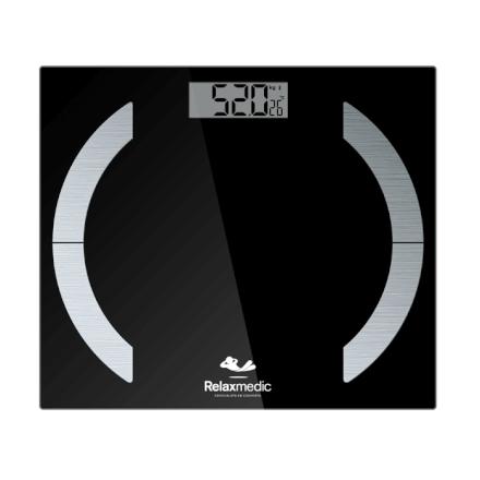 Balança Digital Elegance App Relaxmedic - RM-BD9090A