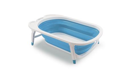 Banheira Dobravel Flexi Bath (menino) - Multikids - BB172