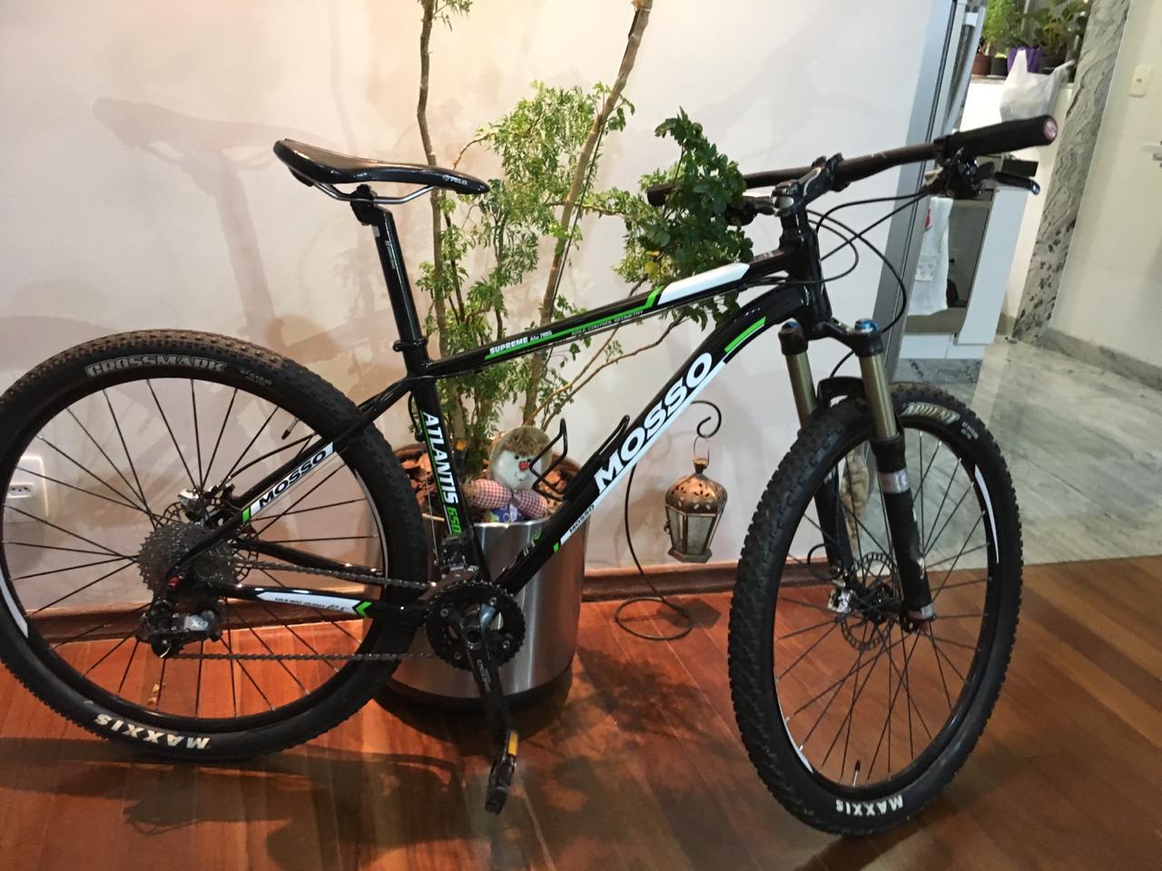 Bicicleta Mosso Aro 27,5
