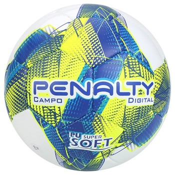 Bola Futebol de Campo Penalty Digital Com Costura 7