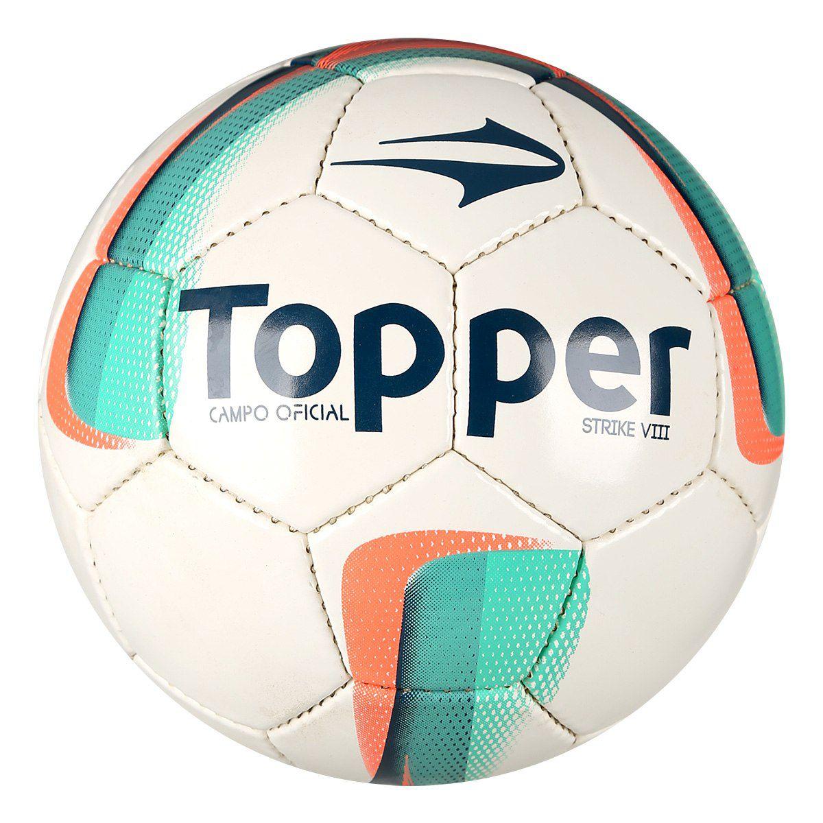Bola Campo Topper Strike 8
