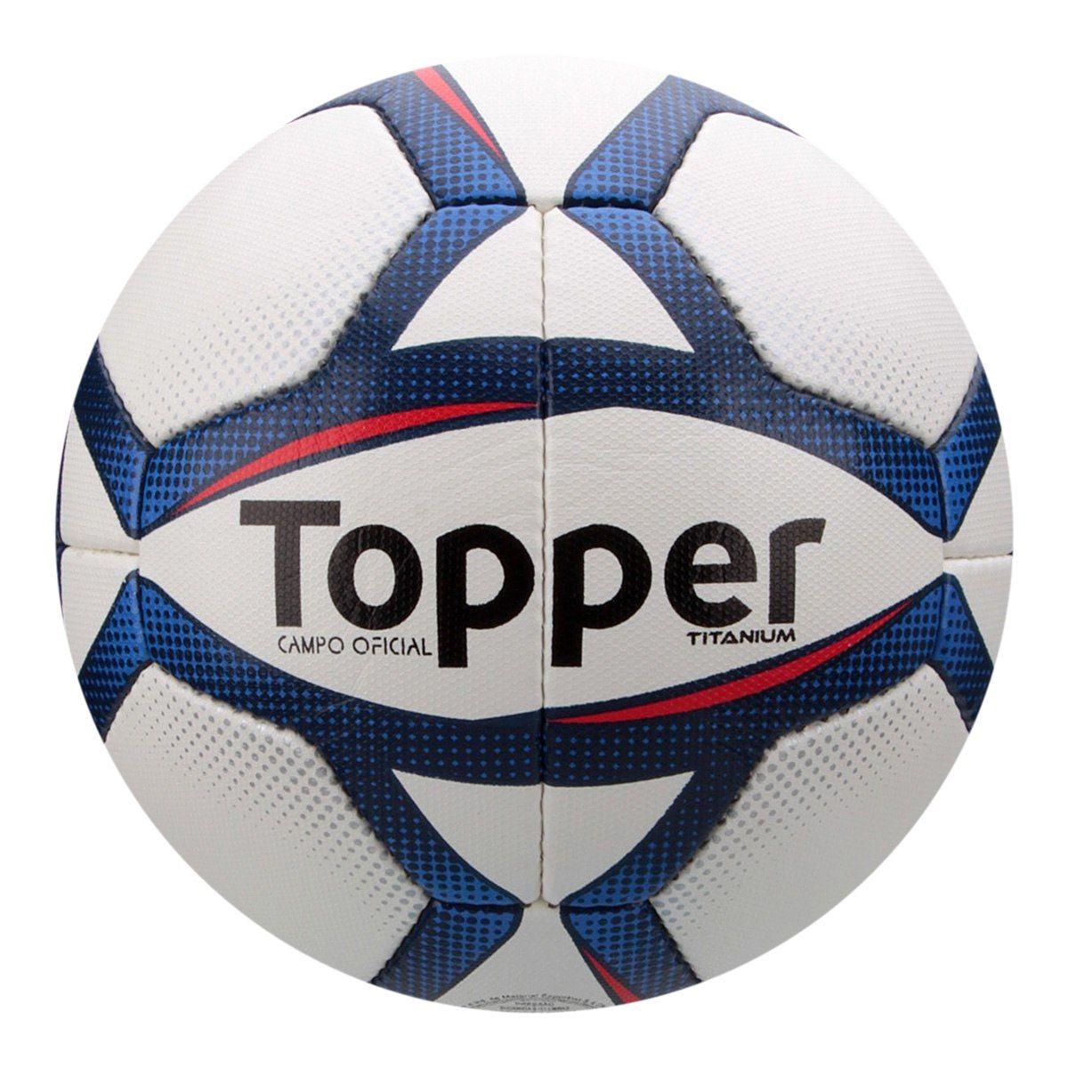 Bola Campo Topper Titanium