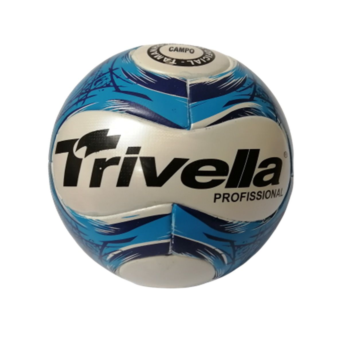 Bola Futebol de Campo Trivella 100% PU Profissional