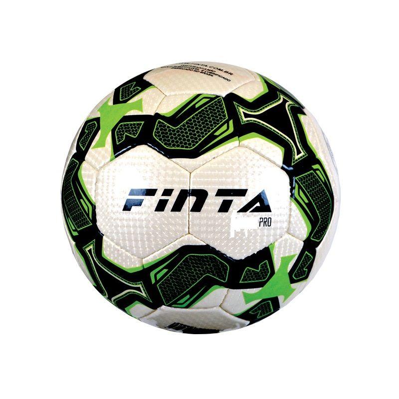 Bola Futsal Finta Raptor Oficial 32 gomos Costurada Microfibra 3e321f2a98114