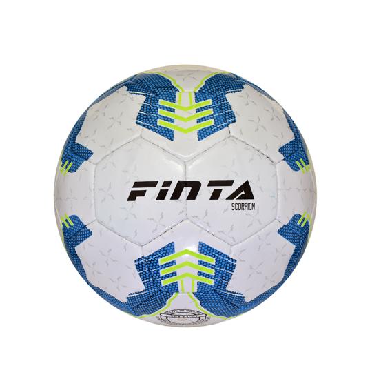 Bola de Futsal Finta Scorpion Oficial 32 gomos Costurada Pvc
