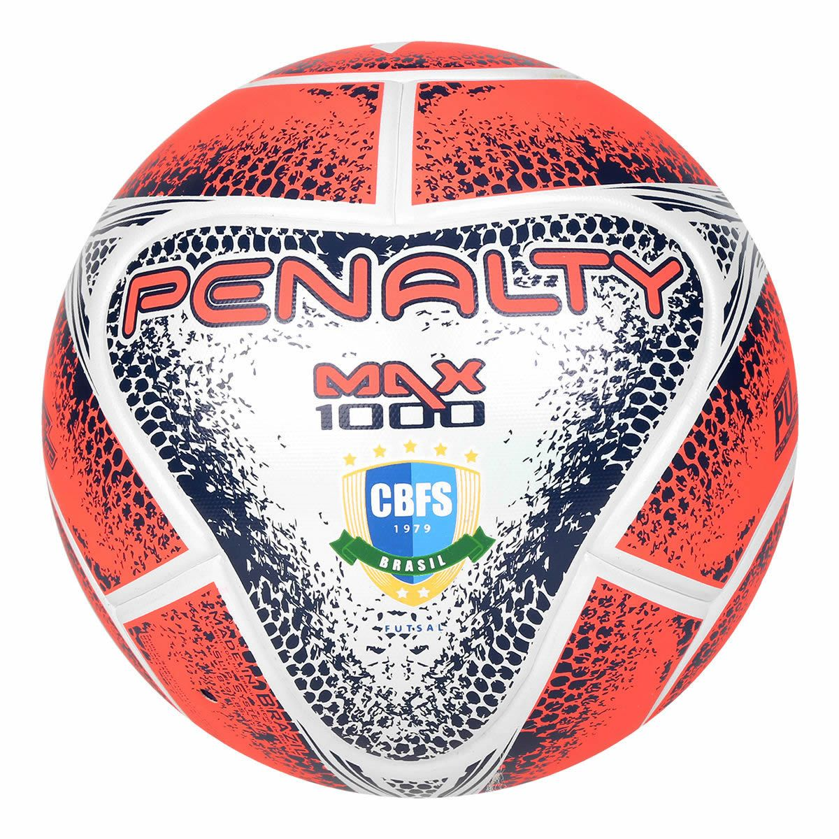 Bola Futsal Penalty Max 1000 VIII Termotec