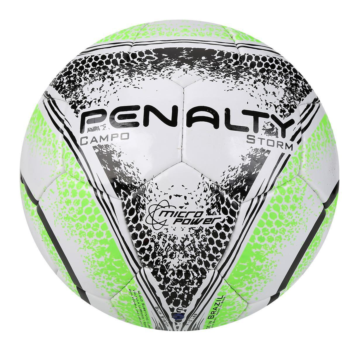 Bola Futsal Penalty Storm 500 Costurada 8