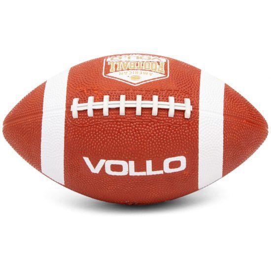 Bola Futebol Americano Vollo S/Costura