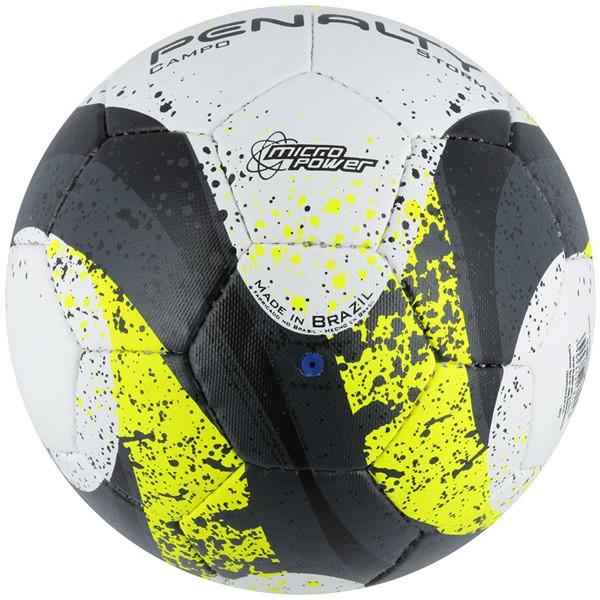 Bola Futebol de Campo Penalty Storm Com Costura a Mão 7