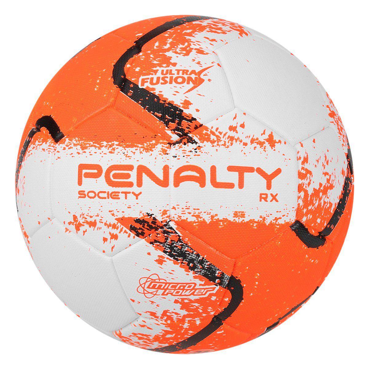7cac3e77c3 Bola Futebol Society Penalty RX R2 8 Fusion - Energia Esportes