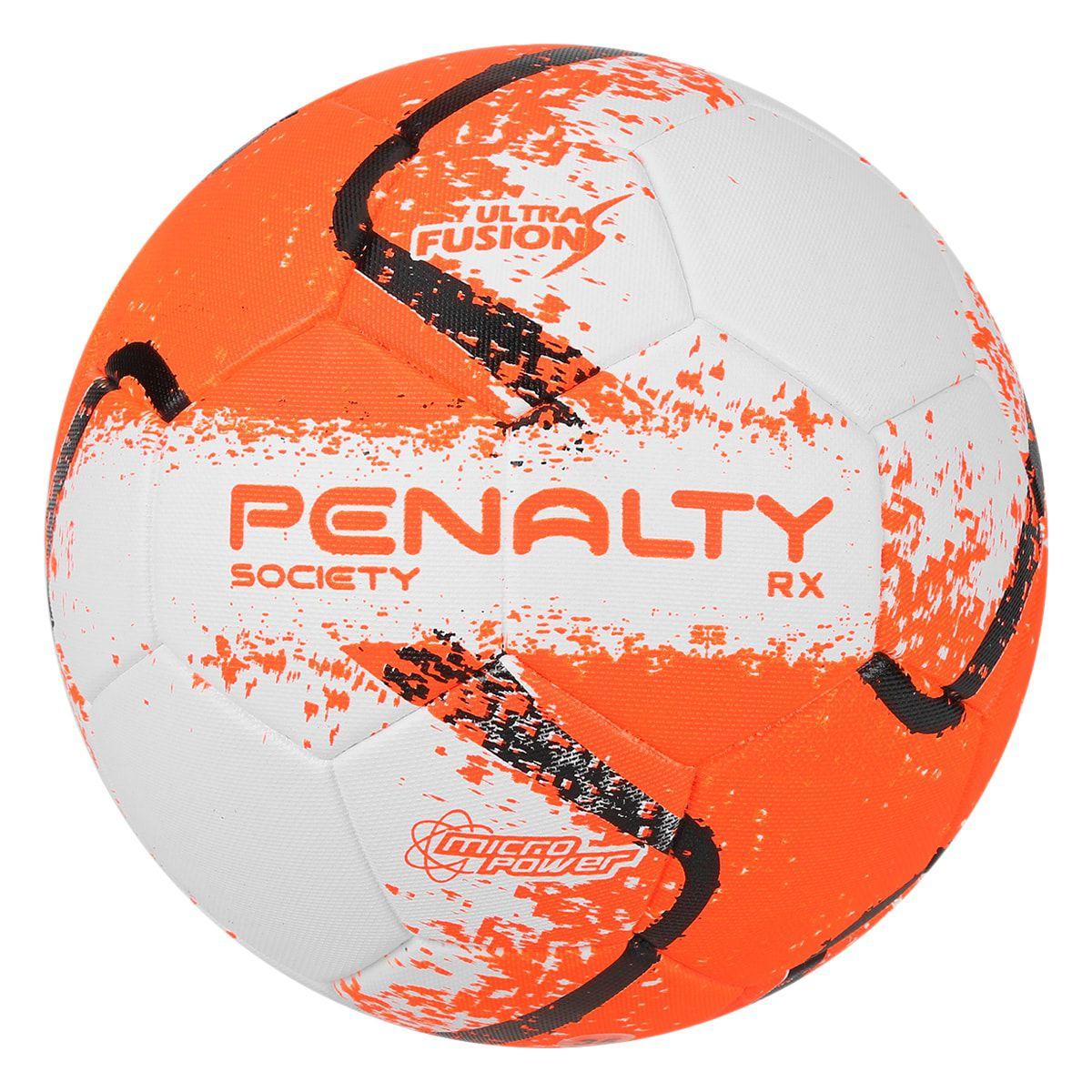 Bola Futebol Society Penalty RX R2 8 Fusion