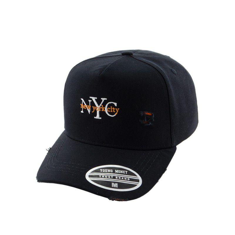 Boné Young Money Aba Curva Strap New York City