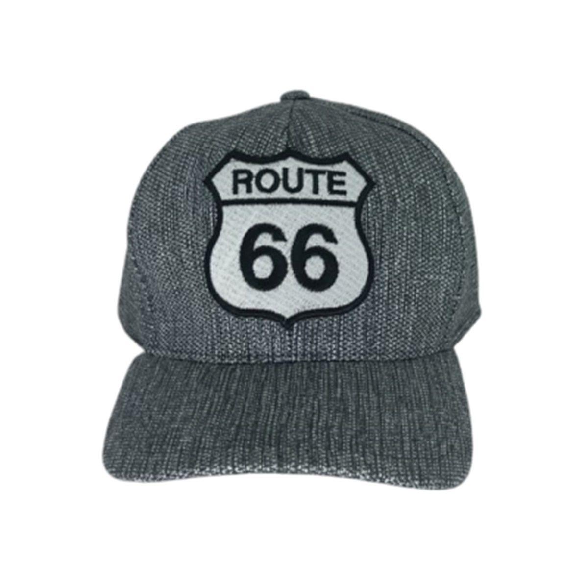 Boné Street Aba Curva Route 66