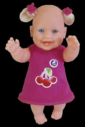Boneca Tri-li-li Fruits Cereja Zap - 1048