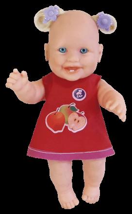 Boneca Tri-li-li Fruits Maça Zap - 1046