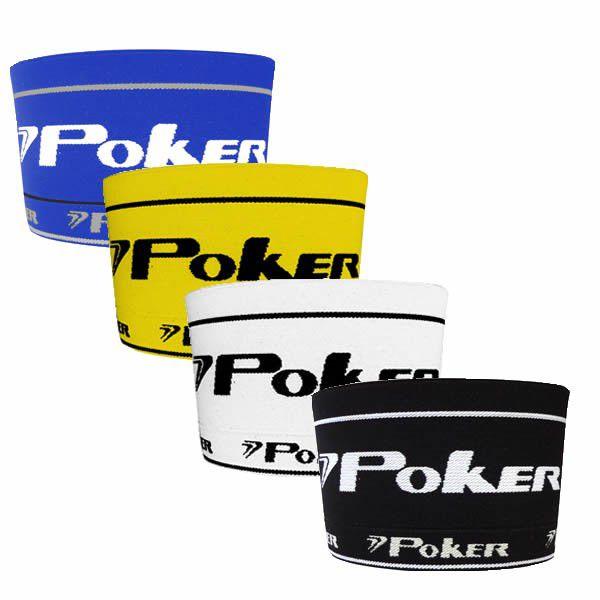 Braçadeira Faixa de Capitão Poker