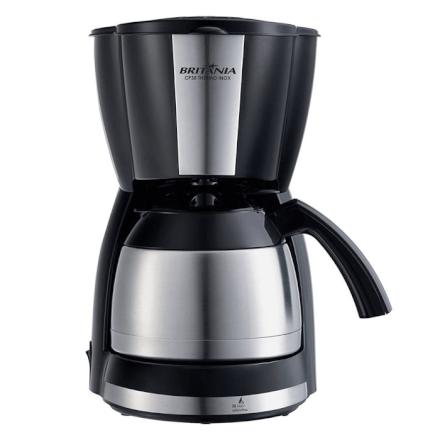 Cafeteira Elétrica Thermo Inox 110v Britânia - CP38