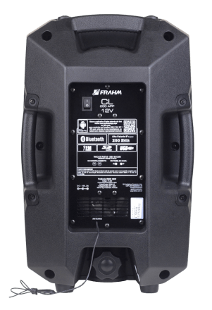 Caixa Amplificada Multiuso CL 200 APP Frahm - 31229