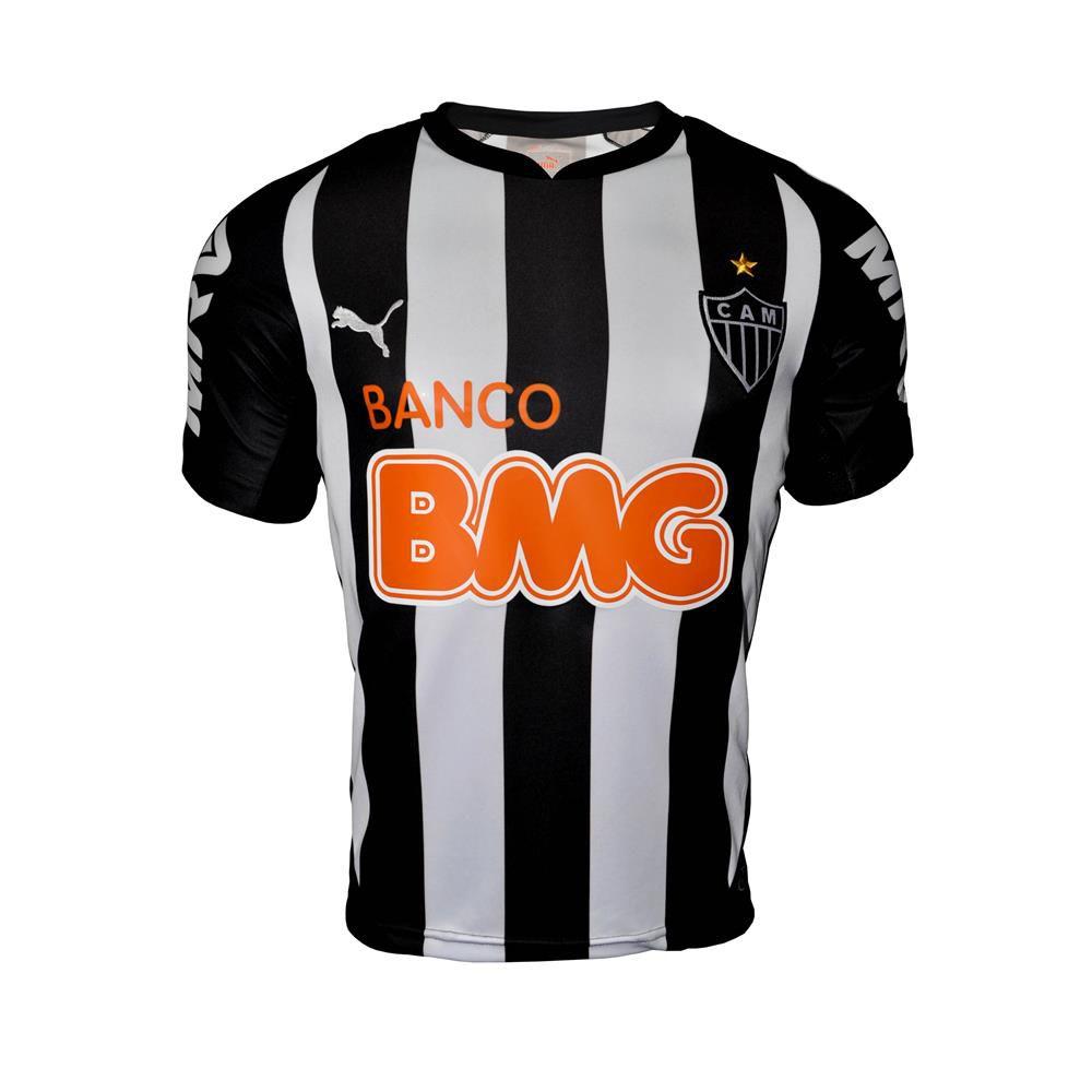 Camisa Atlético Mineiro 2014 nº 9 Puma