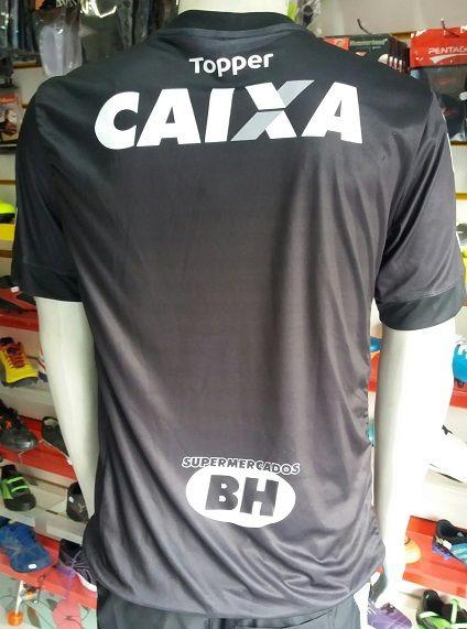 Camisa Atlético Mineiro 3 17/18 s/nº Primeira Linha
