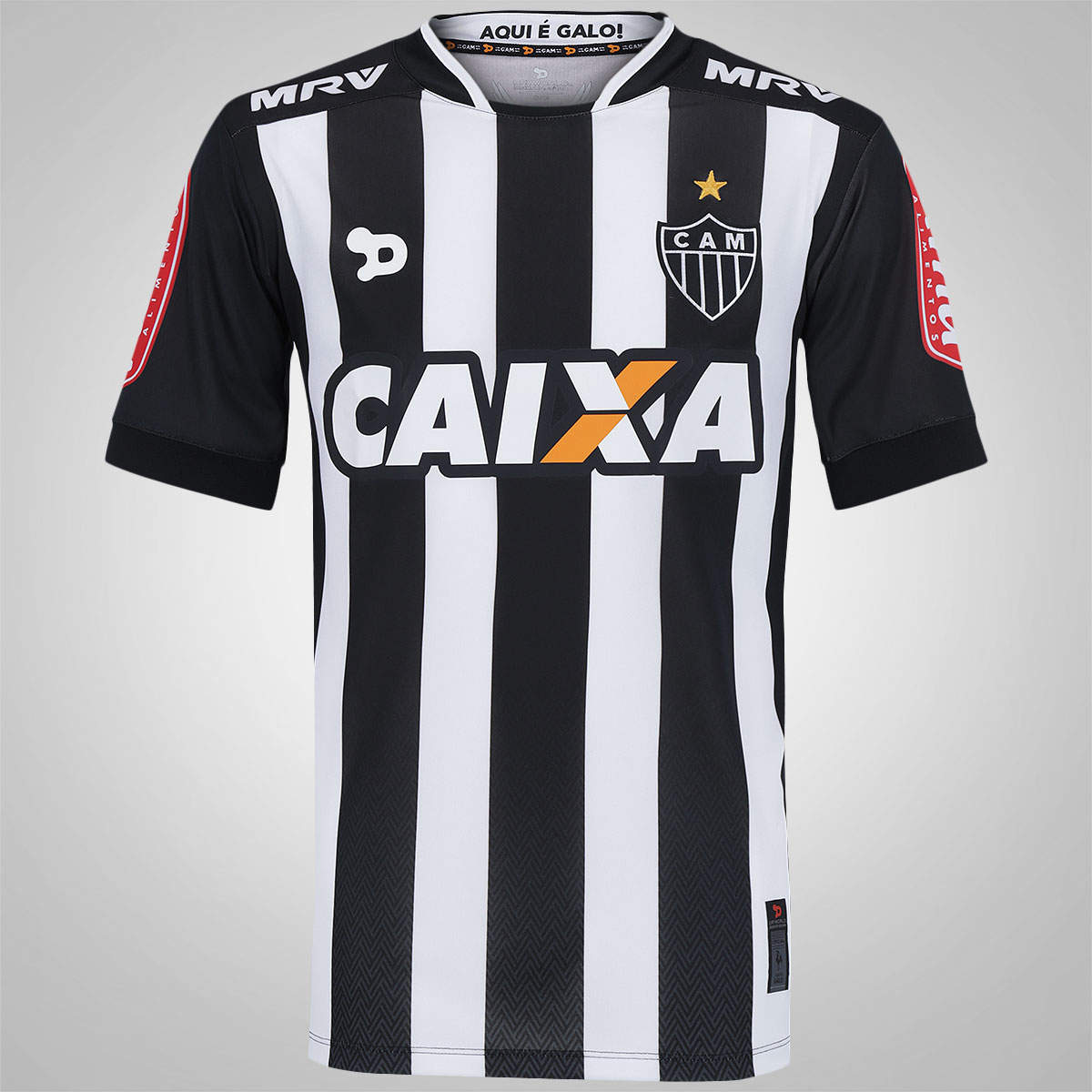 Camisa Atlético Mineiro Dryworld 2016 Nº9 - Energia Esportes 4d08e64bbe1aa