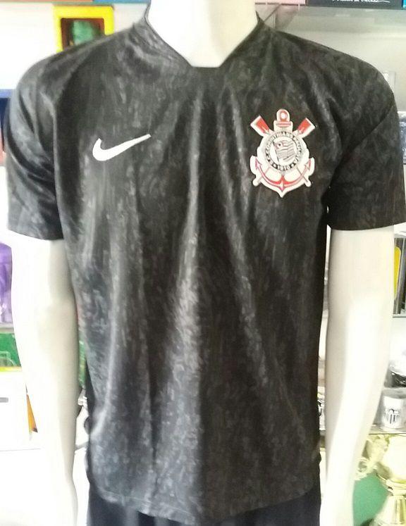 8487f6093ba70 Camisa Corinthians 2 18 19 N° 10 Primeira Linha - Energia Esportes