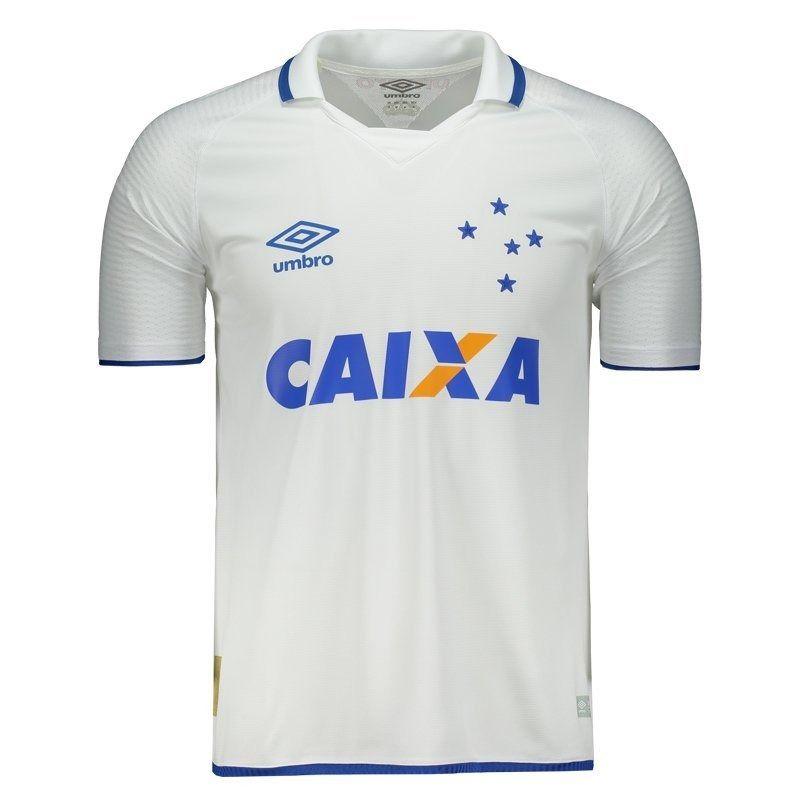 Camisa Cruzeiro 2017 Nº 10 com patrocinador Importada