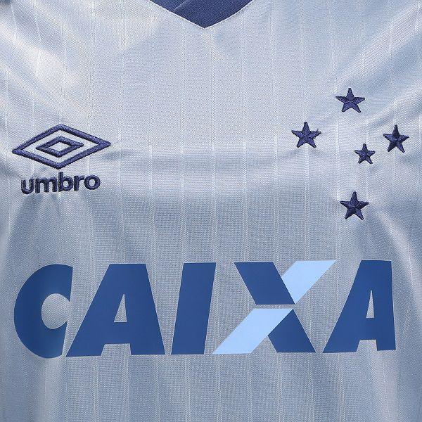 Camisa Cruzeiro 3 2018/2019 Nº 10 Primeira Linha